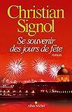Se souvenir des jours de fête - Format Kindle - 8,99 €
