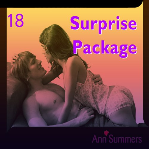 Surprise Package audiobook cover art
