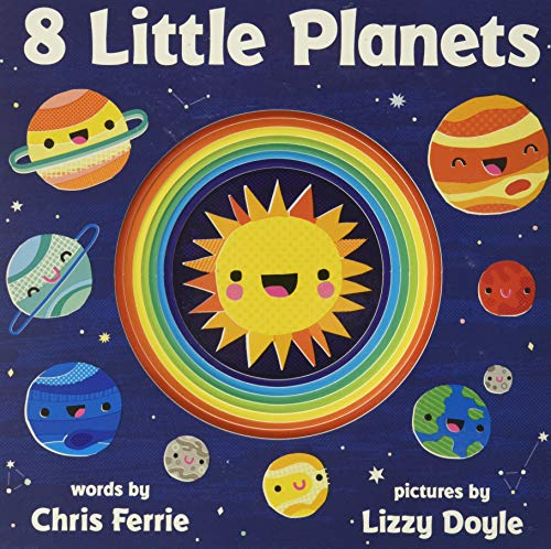 8 Little Planets: A Solar System Book for Kids...
