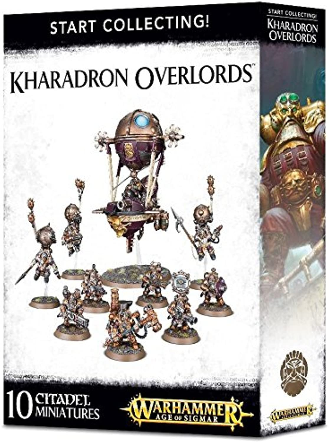 Start Collecting  Kharadon Overlords (70-80)