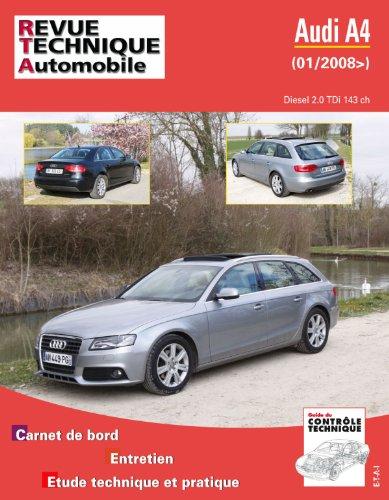 Audi A4 - 01-2008>