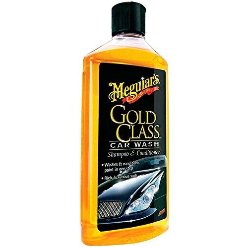 Meguiar's G7116EU Gold Class Car Wash Shampoo & Conditioner Autoshampoo, 473ml