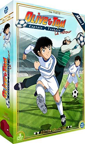 Olive et Tom : Le Retour - Partie 1 - Edition Collector (5 DVD + Livret)
