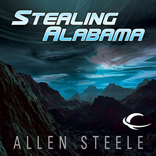 Stealing Alabama audiobook cover art