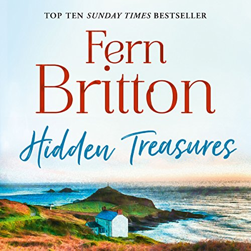 Hidden Treasures audiobook cover art