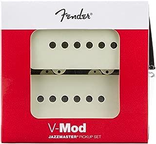 Fender V-Mod Jazzmaster Guitar Single-Coil Pickups - Set of 2
