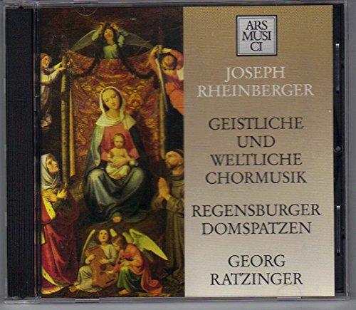 Geistliche und weltliche Chormusik