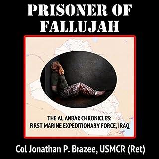 Prisoner of Fallujah audiobook cover art