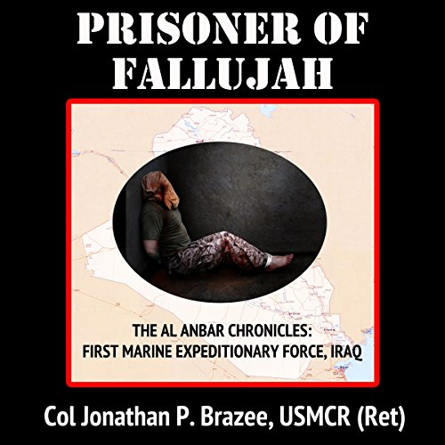 Prisoner of Fallujah audiobook cover art