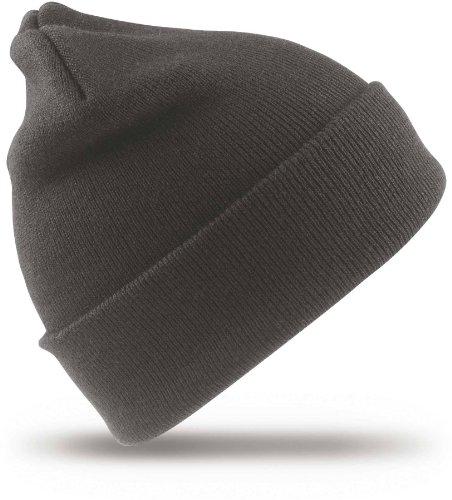 Result Rc033 Thinsulate Chapeau de Ski Taille Unique Gris