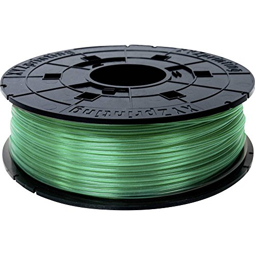 XYZ Printing 1.75 mm PLA Refill Filament - Clear Green