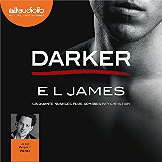 Couverture de Darker : Cinquante nuances plus sombres par Christian