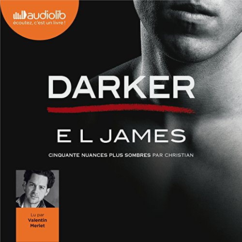 Couverture de Darker. Cinquante nuances plus sombres par Christian