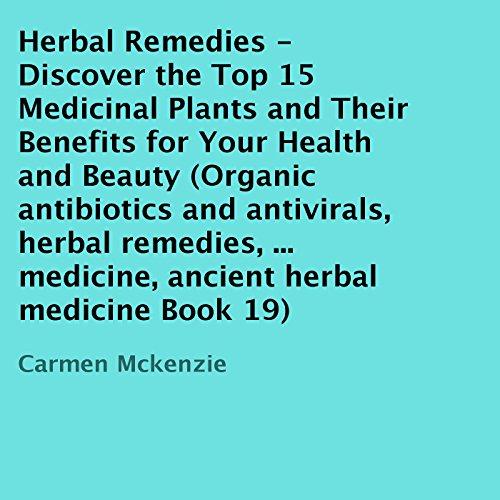 Herbal Remedies cover art
