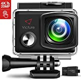 Victure AC900 Action Cam 4K WiFi 20MP Touchscreen 30M EIS