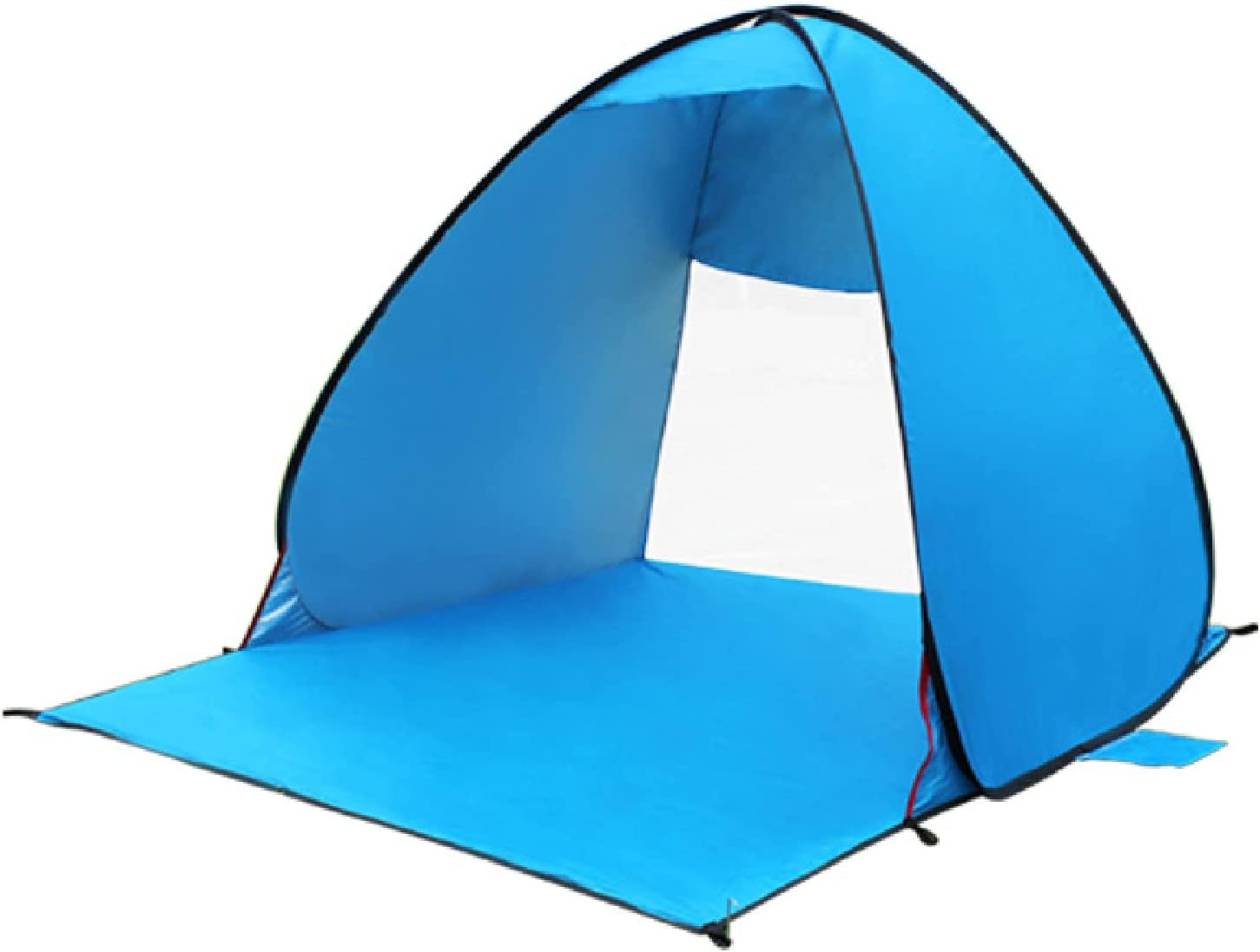 Camping Tent Foldable Multi-Function OFFicial site Breathable 5 ☆ popular Beac Cone-Shape