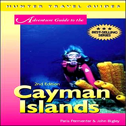 Adventure Guide to the Cayman Islands audiobook cover art