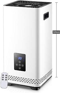 Heater AX Termoventiladores Fan Calefactor Torre Calefactor Eléctrico de Cerámica con Control Remoto Modo de Calentamiento 3 Oficina, Uso en Interior 2000W