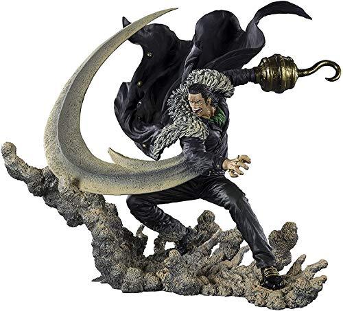 Banpresto - Figurine One Piece - Crocodile Extra Battle Paramount War Figuarts Zero 21cm - 4573102591852