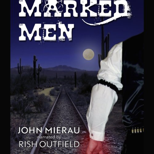 Marked Men audiobook cover art