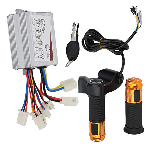 Marvvdy Controlador eléctrico de 48 V y 500 W, Conjunto de Pantalla...