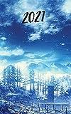 2021 Winter Castle DayPlanner: VanHelsing DayPlanner s & NoteBooks