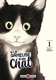 La gameuse et son chat, tome 1 par Nadatani