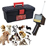 S SMAUTOP Dog Ovulation Detector Breeder Tester Machine Pregnancy Planning Breeder Canine Detecting Mating