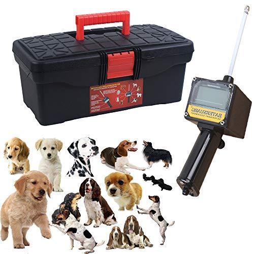 KACSOO Détecteur d'Ovulation De Chien Test Kits, Éleveur Testeur Machine Planification De Grossesse Éleveur Canin Détectant l'Accouplement
