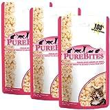 PureBites Shrimp FreezeDried Treats for Cats 3Pack (0.84 oz)