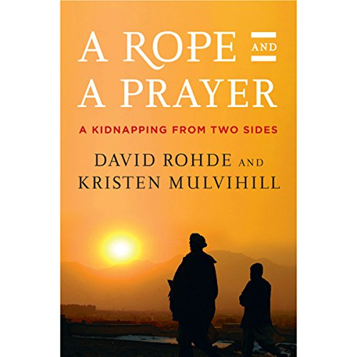 A Rope and a Prayer audiobook cover art