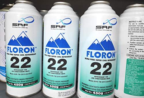 FLORON R22 Refrigerant (White)