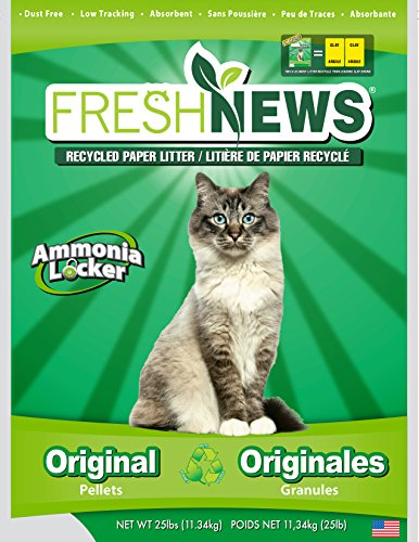 Freshnews Paper Cat Litter