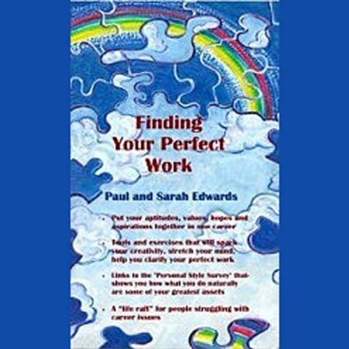 Finding Your Perfect Work audiobook cover art