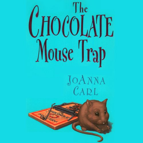 The Chocolate Mouse Trap audiobook cover art