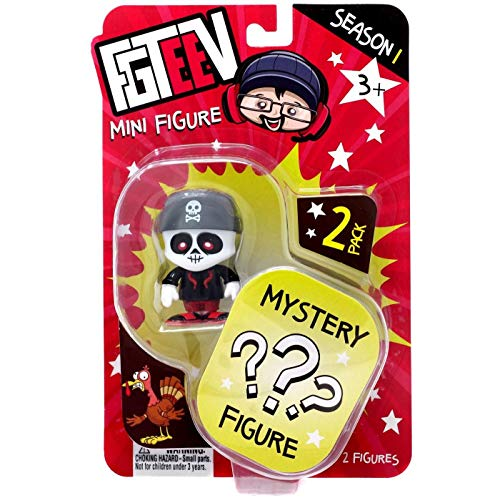 FGTeeV Skinny Bonz & One Mystery Mini Action Figure 2'