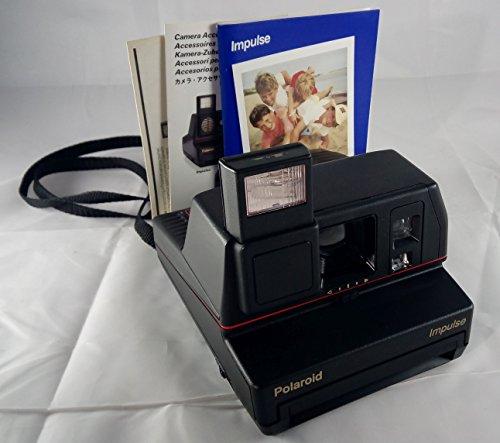 Polaroid Impulse Sofortbild Kamera für Polaroid 600 Filme