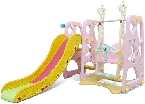 deportes calientes Skiout Infantil Toboganes y y y Columpios Juguetes Niños Diapositiva para Interior Exterior Parque Jardín  moda
