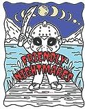 Friendly Nightmares: Coloring Book