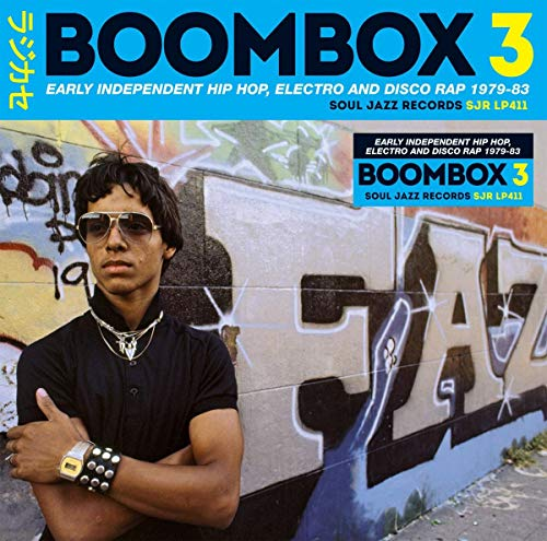 Boombox 3 (1979-1983) - Early Independent Hip Hop, Electro And Disco Rap (3LP) [Vinyl LP]