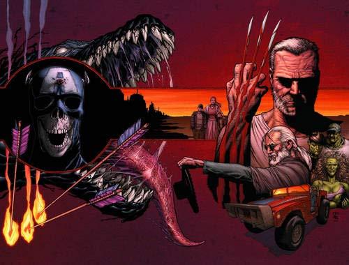 Wolverine: Old Man Logan TPB