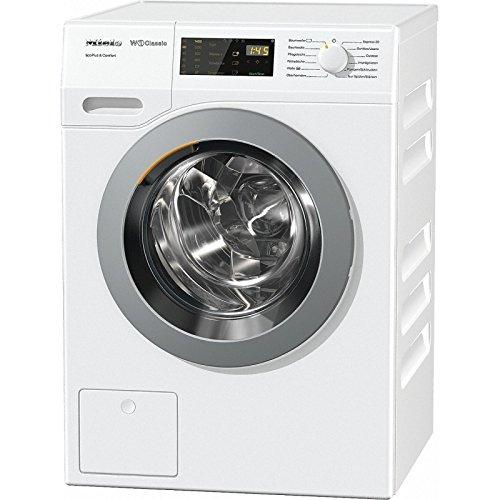 Miele WDD 030 WCS Classic Autonome Charge avant 8kg 1400tr/min A+++ Blanc machine à laver - Machines à laver (Autonome, Charge avant, Blanc, Rotatif, Toucher, Droite, Gris)