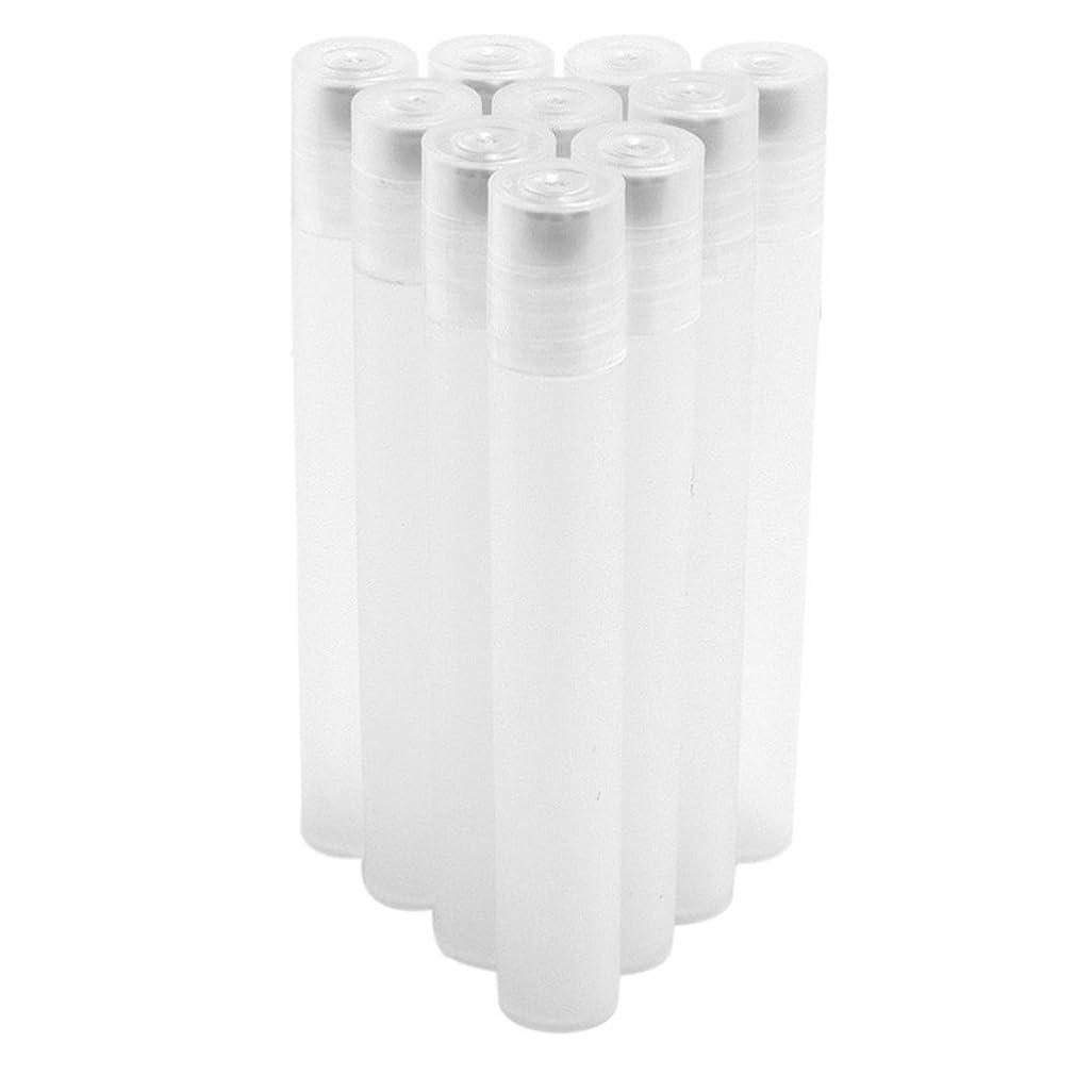 取り扱い専制ポーン10個 ボトル 10ml ロールオン アイクリーム 香水 オイル 容器 詰替えボルト 旅行/出張/海外 便利