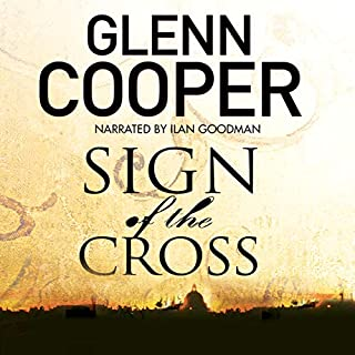 Sign of the Cross audiobook cover art