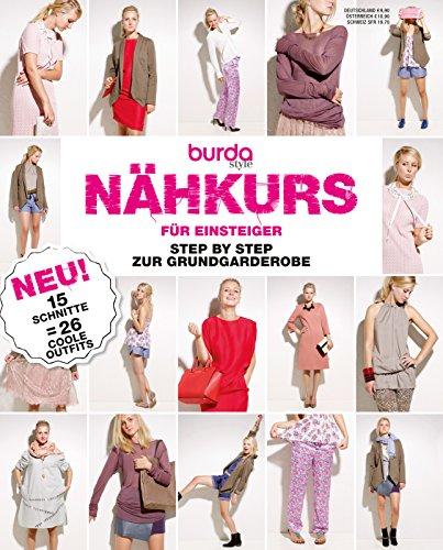 Burda Nähkurs für Einsteiger 1/2 Nähmagazin burda style