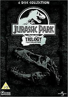 Jurassic Park Trilogy Film Collection (Steelbook) [DVD] (B001CP4VOI) | Amazon price tracker / tracking, Amazon price history charts, Amazon price watches, Amazon price drop alerts