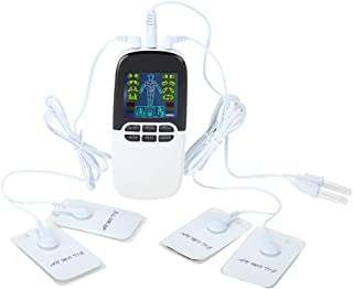 Máquina de decenas para el alivio del dolor, analgésico intenso y portátil, dispositivo de pulso digital para la relajación muscular Muscle Helper para un tratamiento eficaz del dolor de espalda, artr