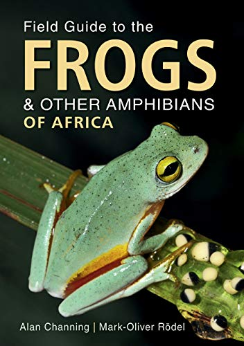 Field Guide to the Frogs & Other Amphibians of Africa (English Edition)