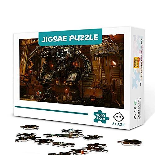 Mini Puzzles Für Erwachsene 1000 Teile Battletech Das Brettspiel 1000 Teile Von Erwachsenen Oder Kindern Weihnachten Thanksgiving 38X26Cm