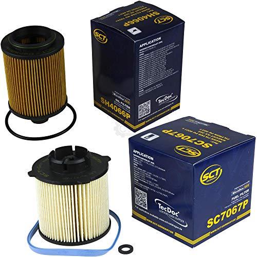 SCT Germany Inspektions Set Inspektionspaket Ölfilter Kraftstofffilter